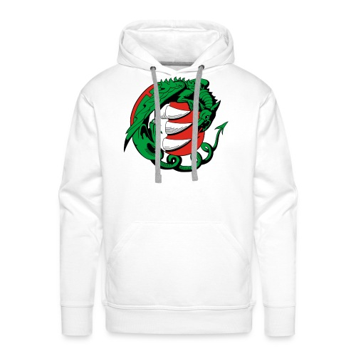 Hungary Dragon - Men's Premium Hoodie