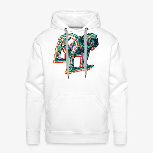 semper fidelis - Sweat-shirt à capuche Premium pour hommes