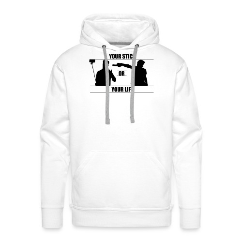 Stick Shirt 2015 - Sudadera con capucha premium para hombre