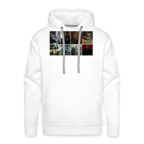 The Return Of The Sith Collage T-Shirt - Mannen Premium hoodie