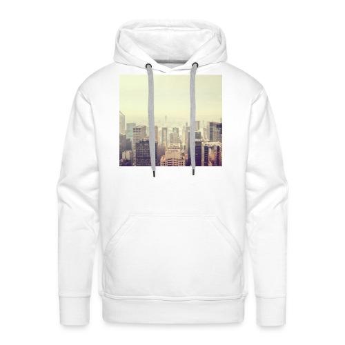 Beatiful City - Sudadera con capucha premium para hombre
