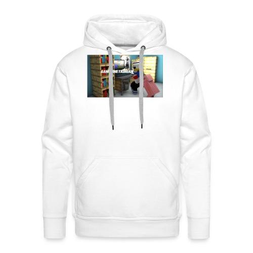 novaskin-minecraft-wallpaper-jpg - Mannen Premium hoodie