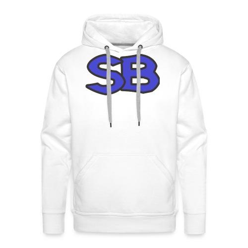 SerieusBrian Cap - Mannen Premium hoodie