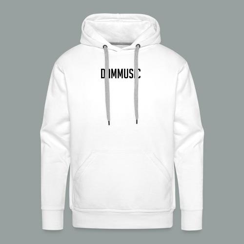 Dammusic Shirt Vrouwen - Mannen Premium hoodie