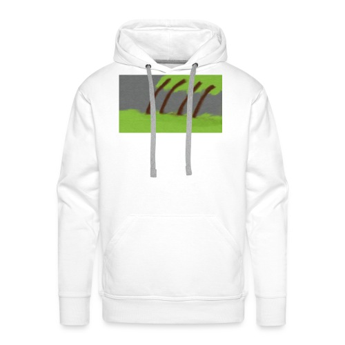 Storm in the Wind - Mannen Premium hoodie