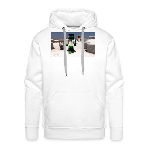 t-shirt - Premiumluvtröja herr