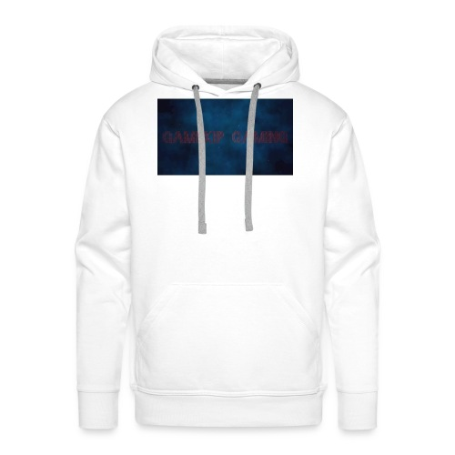 gamekip gaming mok zwart - Mannen Premium hoodie