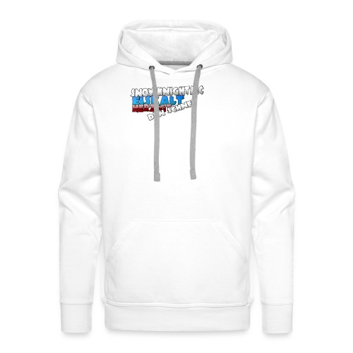SnowKnightMC_Merch_Logo - Männer Premium Hoodie