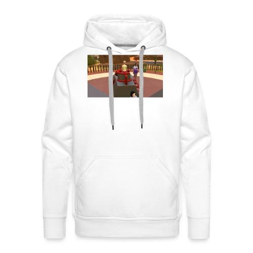 de leuken spilmacheen - Mannen Premium hoodie
