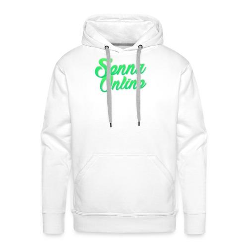 SENNAONLINE 2.0 - Mannen Premium hoodie