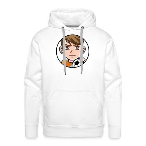 X$ GAMER - Sweat-shirt à capuche Premium pour hommes