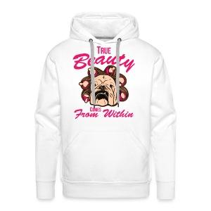 Nur für echte Bulldoggen-Liebhaber! - Männer Premium Hoodie