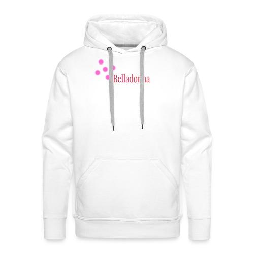 Belladonna - Premium hettegenser for menn