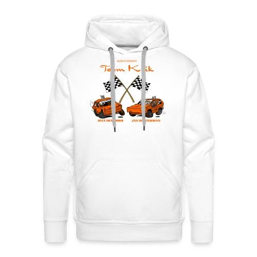 TP 138 TeamKrik definitief def - Mannen Premium hoodie