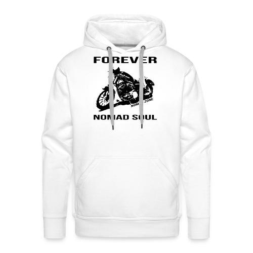 Forever Nomad Soul Bike - Sudadera con capucha premium para hombre