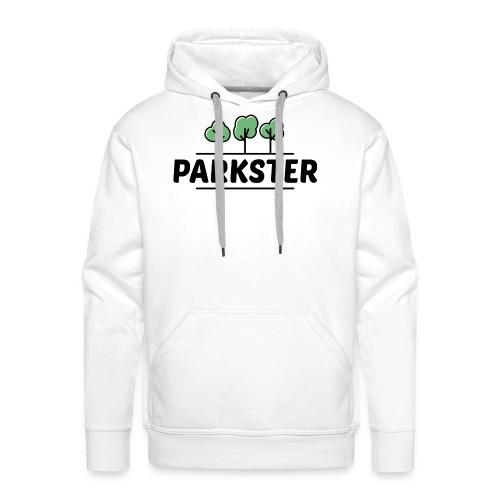 Parkster Logo - Männer Premium Hoodie
