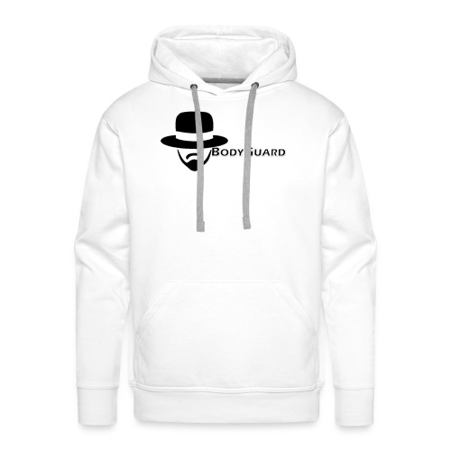 BodyGuard - Sudadera con capucha premium para hombre