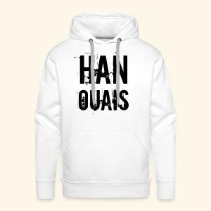 Han ouais basic - Sweat-shirt à capuche Premium pour hommes