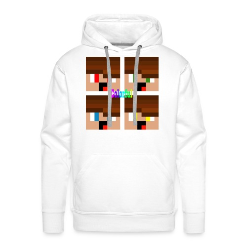Colorful Merch - Männer Premium Hoodie