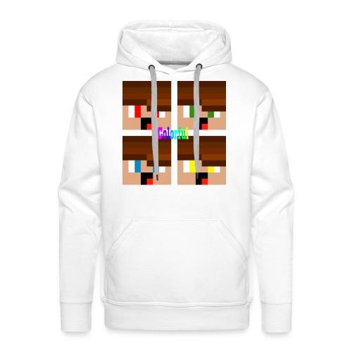 Colorful Merch - Männer Premium Hoodie