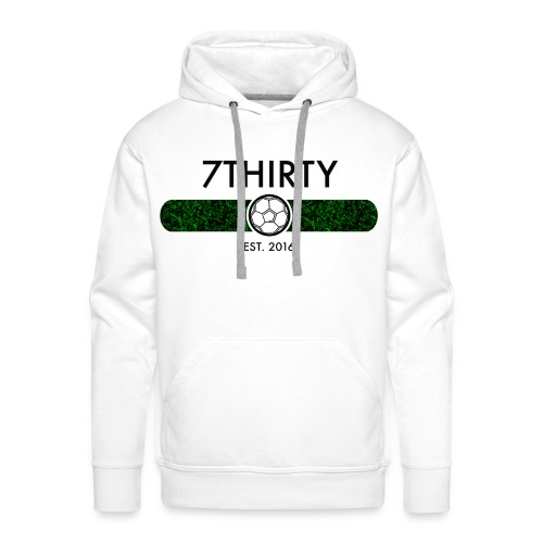 7Thirty Est. 2016 Black - Men's Premium Hoodie