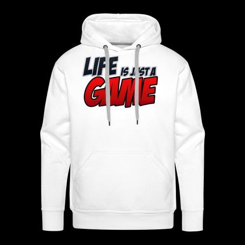Life is just a Game - Männer Premium Hoodie