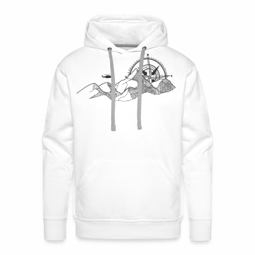 Mountain Rescue - Men's Premium Hoodie