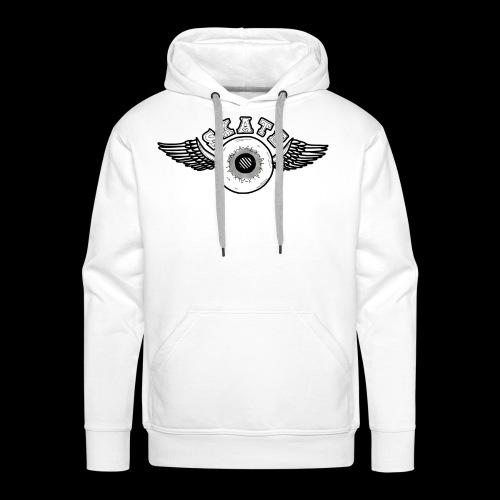 Skate wings - Mannen Premium hoodie
