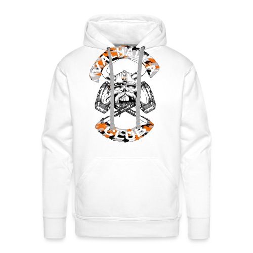 Valhalla Club Camo Edition - Men's Premium Hoodie