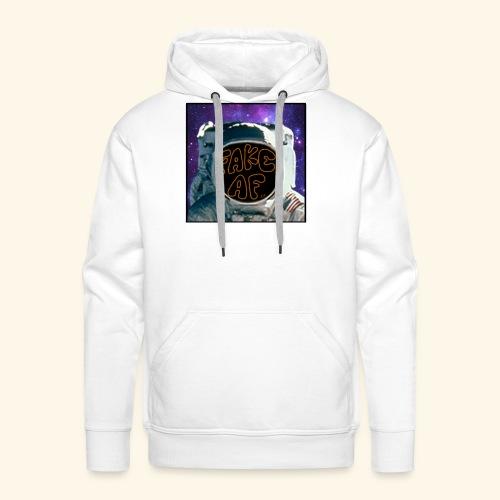 astronaut - Mannen Premium hoodie
