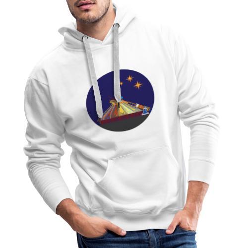 Space Mountain - Mannen Premium hoodie