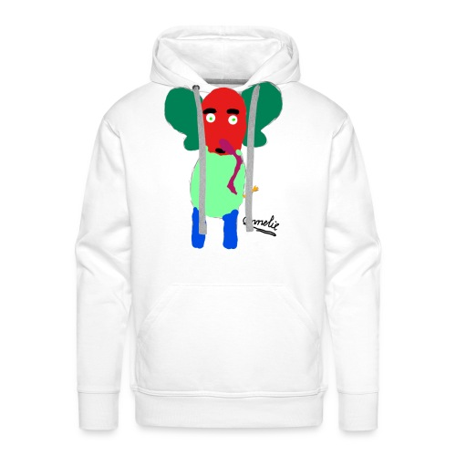 Annelie - Mannen Premium hoodie