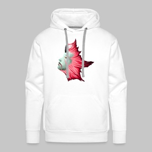 Demon girl birth - Men's Premium Hoodie