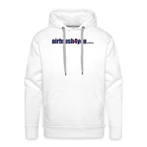 Airbrush Shop - Airbrush4You - Männer Premium Hoodie