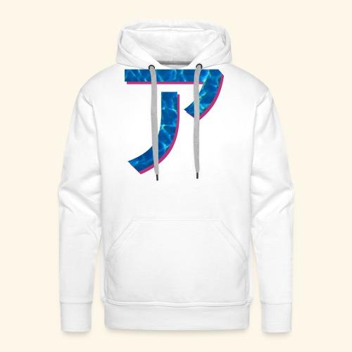 ア logo - Sweat-shirt à capuche Premium pour hommes