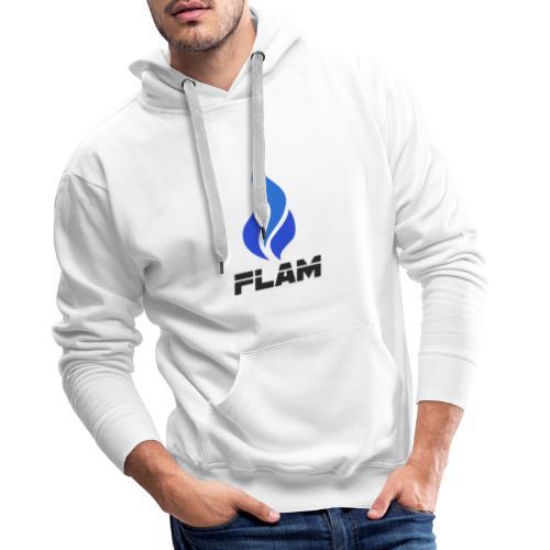 FLAM Fortunate - Sweat-shirt à capuche Premium pour hommes