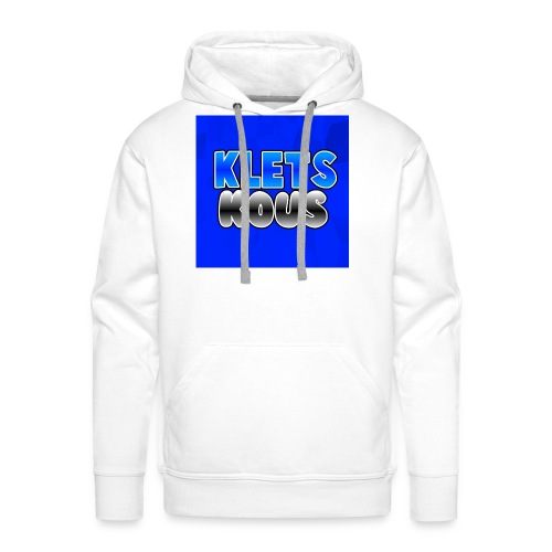 Kletskous Muismat - Mannen Premium hoodie