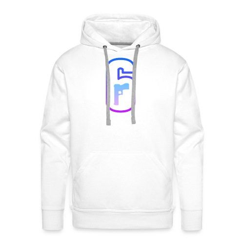 LOGO RAINBOW SIX SIEGE COULEUR FLASHY - Sweat-shirt à capuche Premium pour hommes