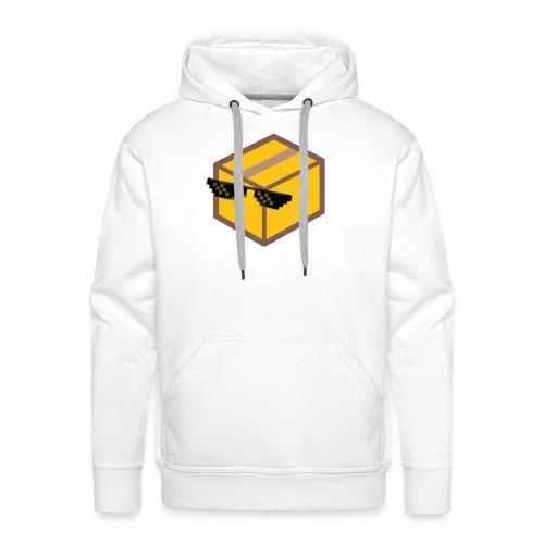Deal With The Box - Sweat-shirt à capuche Premium pour hommes