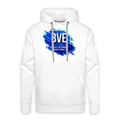 Bureau de la Vie Etudiante - Sweat-shirt à capuche Premium pour hommes