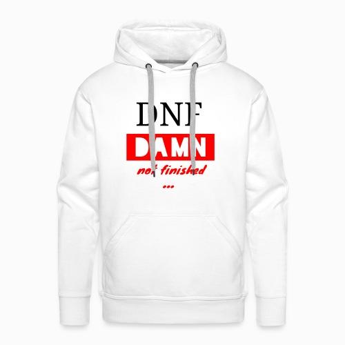 CA_Fashion official Cubing Edition DNF DAMN ... - Men's Premium Hoodie