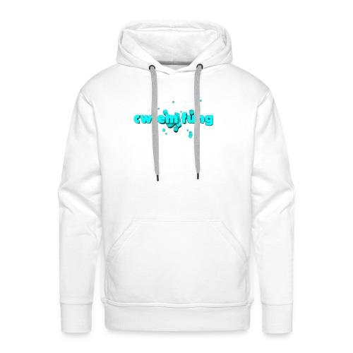 Mijn merch - Mannen Premium hoodie