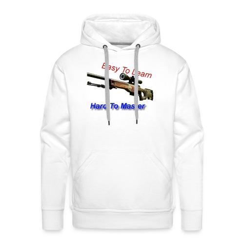 CSGO Awp Line - Adv1c3 - Mannen Premium hoodie