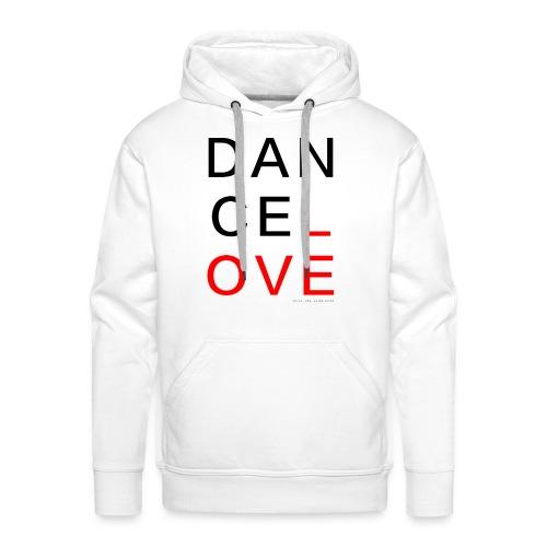 dancelove - Männer Premium Hoodie