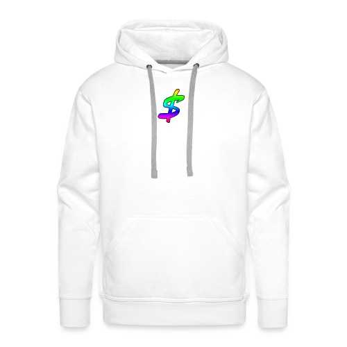 dollar sign stax - Men's Premium Hoodie