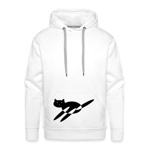 Meow?! - Mannen Premium hoodie