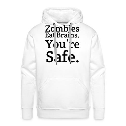 Zombies - Mannen Premium hoodie