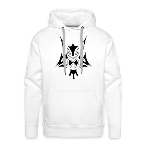 chien-chat - Sweat-shirt à capuche Premium pour hommes