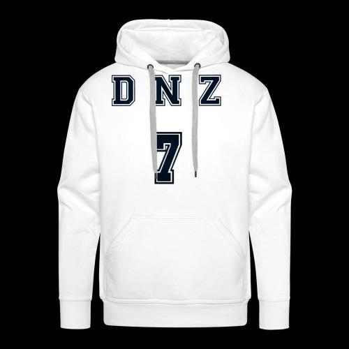 """""""DNZ"""" COLLAGE STYLE - Premiumluvtröja herr"""