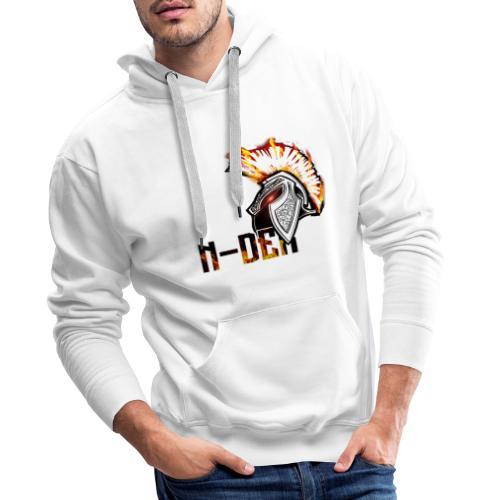 N-DER SPARTE - Sweat-shirt à capuche Premium pour hommes